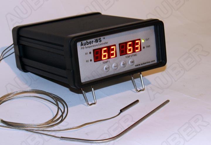 Dual Probe Pid Controller For Bradley Smoker Wsd 1200gph