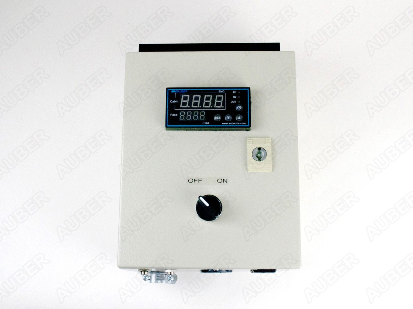 PID controller for Large Smoker, Dual Probes 240V 7000W