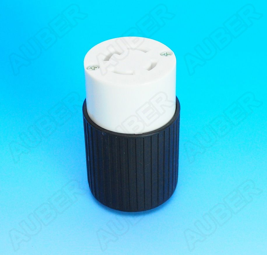 Economic 125/250V 30A NEMA L14-30R Locking Connector