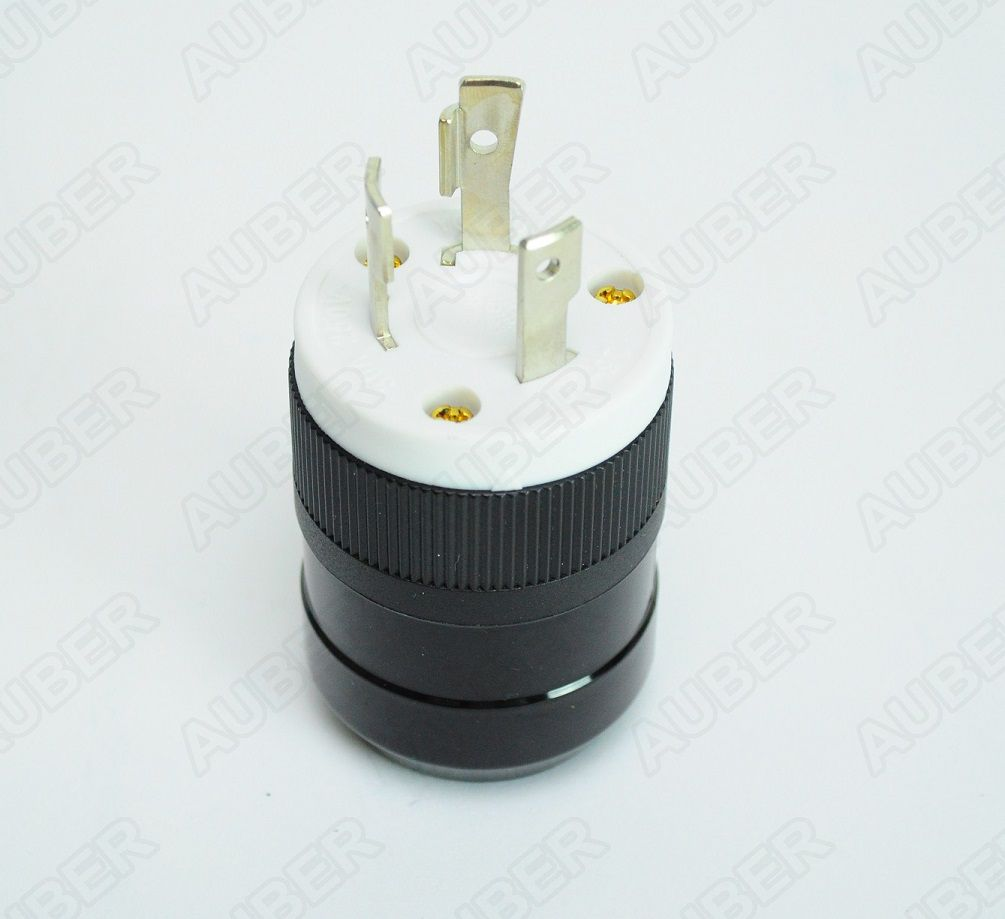 Economic 240V 30A NEMA L6-30P Plug for Heater