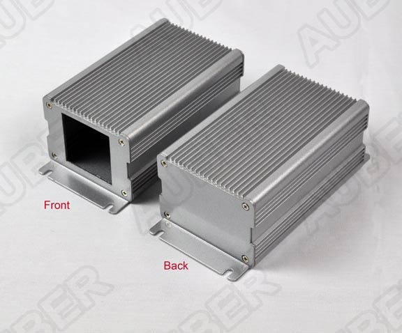 Compact Box for 1/16 DIN Controller and Timer 3.2x2.4x5.3""