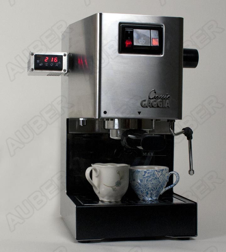 PID KIT for Gaggia Classic & Home, W/ Steam Control