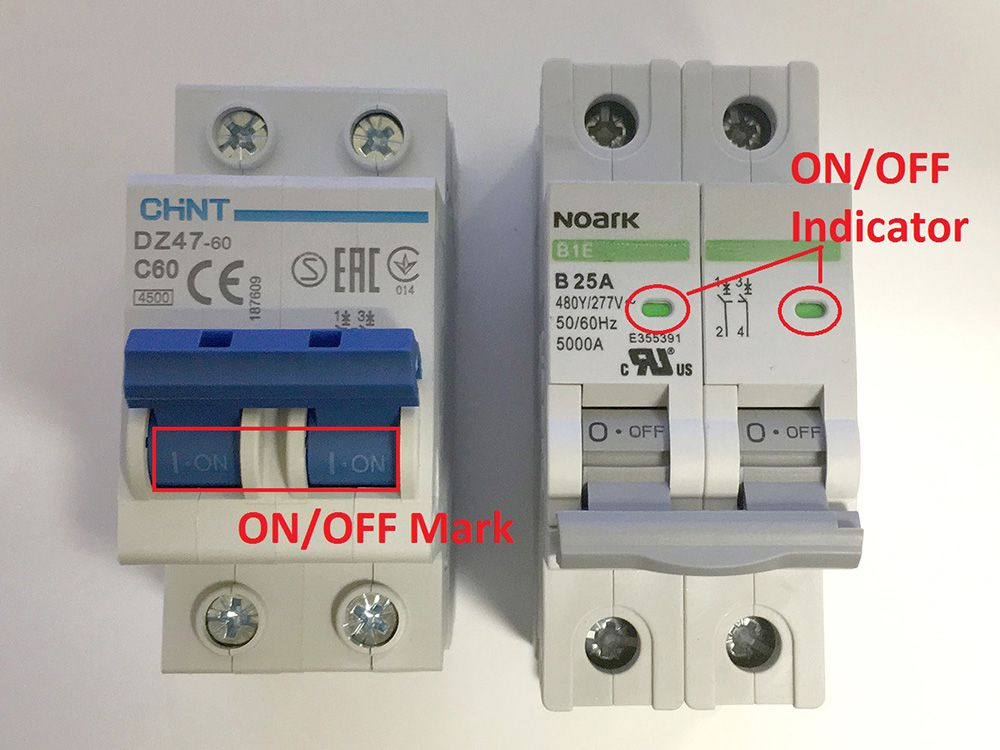 FAQs about DIN Rail circuit breaker : auberins.com, Temperature ...